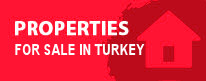 Properties for sale in Turkey