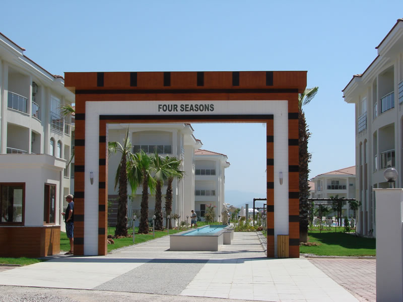 FOUR SEASONS G 9 in SIDE, Turkey